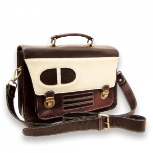ANTIQUE RADIO(BROWN)