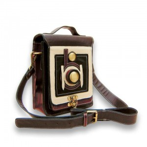 ANTIQUE CAMERA(BROWN)