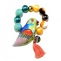TIN-TOY bracelet(Bird)